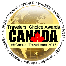 Travelers Choice 2017 Award Winner