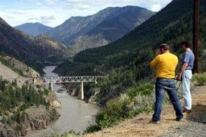 Fraser River, Lillooet, BC