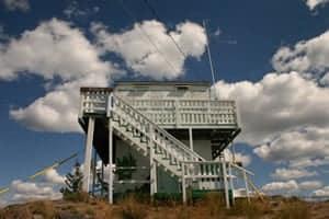 Begbie Lookout, 100 Mile House, BC