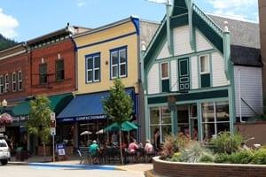 Revelstoke Main Street Coffee Shop