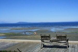 Qualicum Beach Waterfront