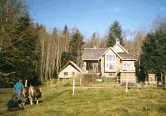 Dunroven B&B - Sea Cottage - Farm & Forge