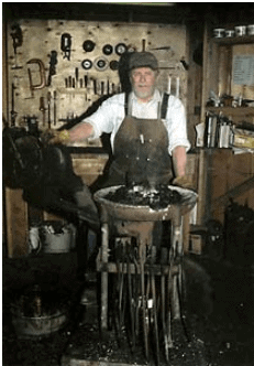 Dan and the Forge