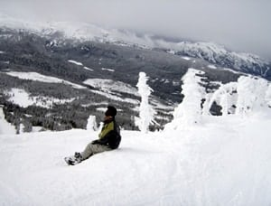 Skiing & Snowboarding in Canada is Magical!