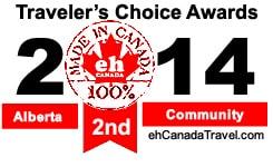 1st - 2014 Traveler's Choice Awards