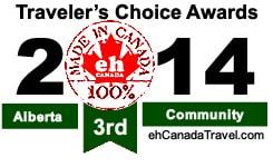 3rd - 2014 Traveler's Choice Awards