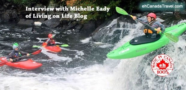 """Interview with Michelle Eady of Living on Life Blog. """"We need to find ways to make the areas that we promote clean and beautiful. Also, focus more on free activities/excursions […]"""