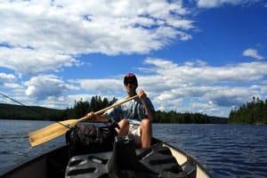 Canoeing the Prairies