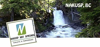 Nakusp, BC Kootenays Travel Road Trip