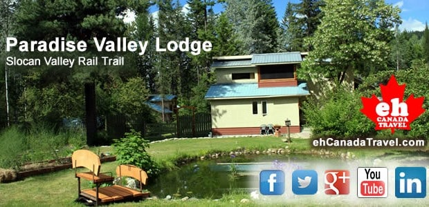 "Gem of the Slocan Valley – Paradise Valley Lodge ""Thank you for a wonderful stay. Thank you for the quality conversation. Thank you for the peace, comfort and relaxation. Pam […]"