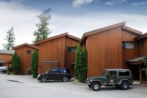 Mountainside Vacation Villa