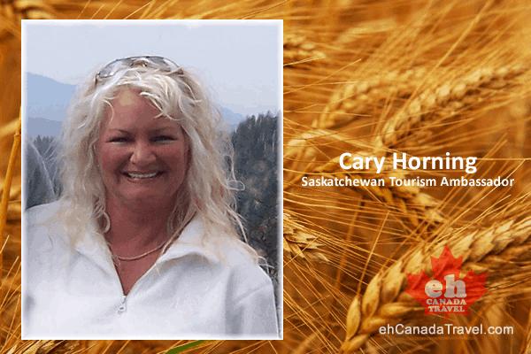 Cary Horning - Saskatchewan Tourism Ambassador