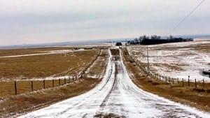 Grid Roads of Saskatchewan