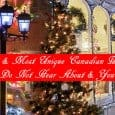 """The Best & Most Unique Canadian Winter Events """"The Ones You Do Not Hear About & You Should"""" Tis the season for the annual onslaught of lists detailing the best […]"""