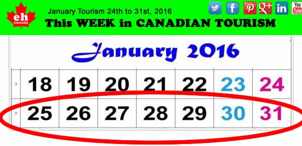 This Week in Canada Travel January Tourism 24th to 31st, 2016 The thrill of the Yukon Quest in Canada (Canada Travel Story) Canada top destination for America's richest travelers (Canada Travel […]