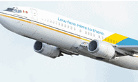 Low-cost airlines may offer greener way to travel