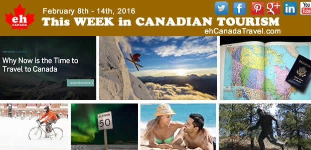 February Canada Tourism News – February 8th to 14th, 2016. Top 14 Canadian tourism and travel news stories, tips, trends, surveys for the second week of February 2016. Why now is […]