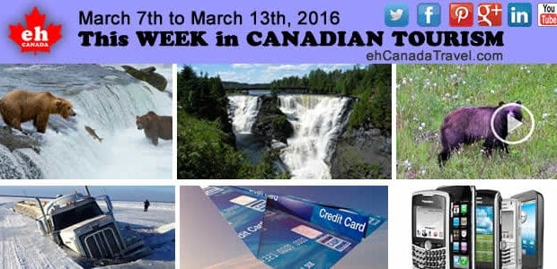 Canada TravelNews for March 7thto March 13th, 2016 Top 16Canadian tourism and travel news stories, tips, trends,listsfor the 2ndweek of March2016     Tourism operators applaud new Canada-U.S. […]