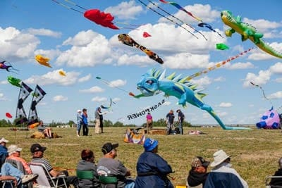 SaskPower Windscape Kite Festival