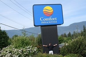Salmon Arm Comfort Inn