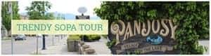 Trendy Tours with Okanagan Foodie Tours