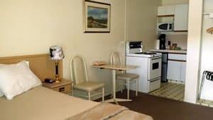 Badlands Motel, Drumheller Alberta