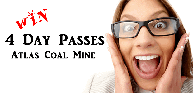 WIN 4 Day Passesto the Atlas Coal Mine National Historic Site in Drumheller, Alberta, Canada. Summary: The Atlas Coal Mine is an industrial heritage site. We are the most complete […]