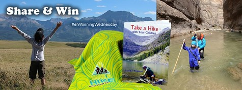Take a Hike with your Children