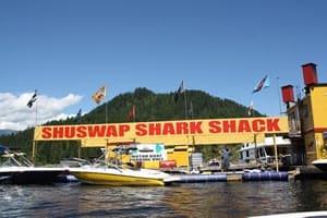 Moe's Rentals, Shuswap Lake, Sicamous, BC