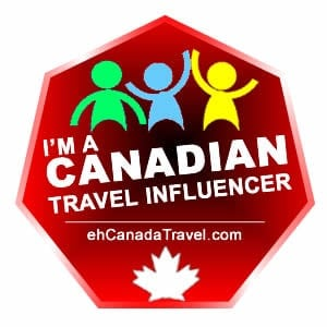 Canadian Travel Influencer Badge