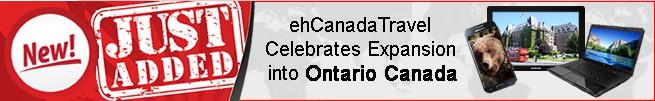 Ontario, Canada Coming Soon