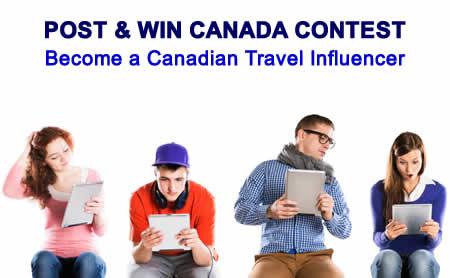 POST & WIN Canada Contest