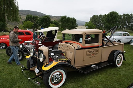 Classic Cars Cache Creek