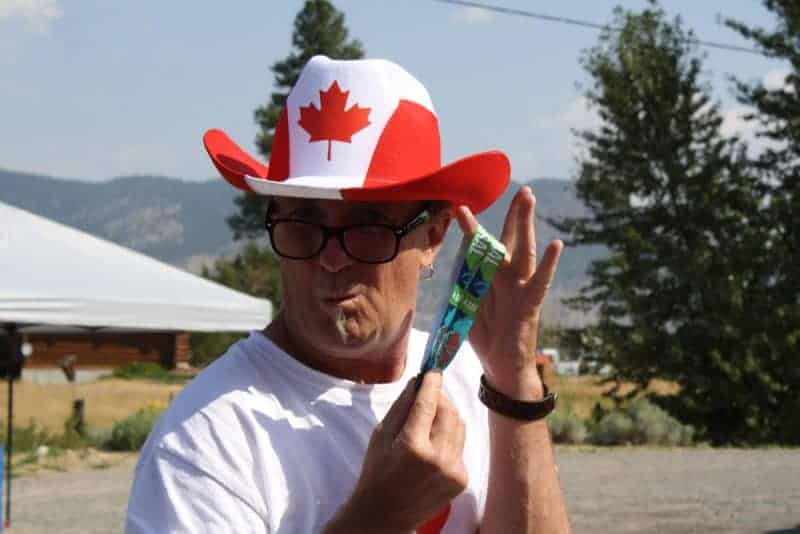 Media Passes - Canada Country Music Festivals
