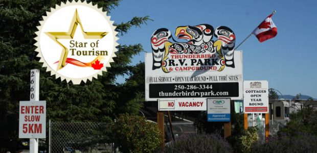 "Campbell River Campground Thunderbird RV Campground and Cottages ""We have stayed here on numerous occasions and have nothing but good things to say about our hosts and their facilities."" There […]"