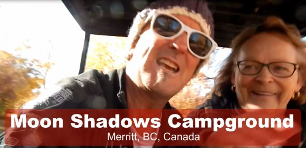 "Hammock Adventure in Merritt BC Canada Campground Golf cart 4x4ing around backcountry campground looking for ideal hammock location ""Merritt BC Canada Campground adventure with the host of the Moon Shadows […]"