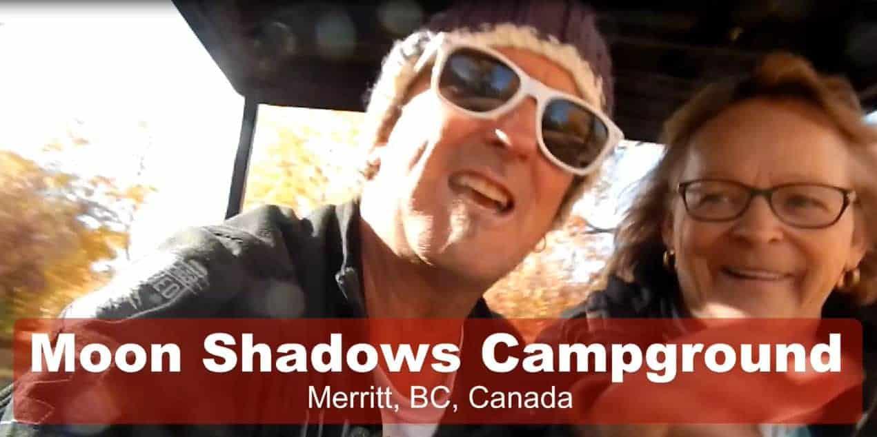 Merritt BC Canada Hammock Adventure