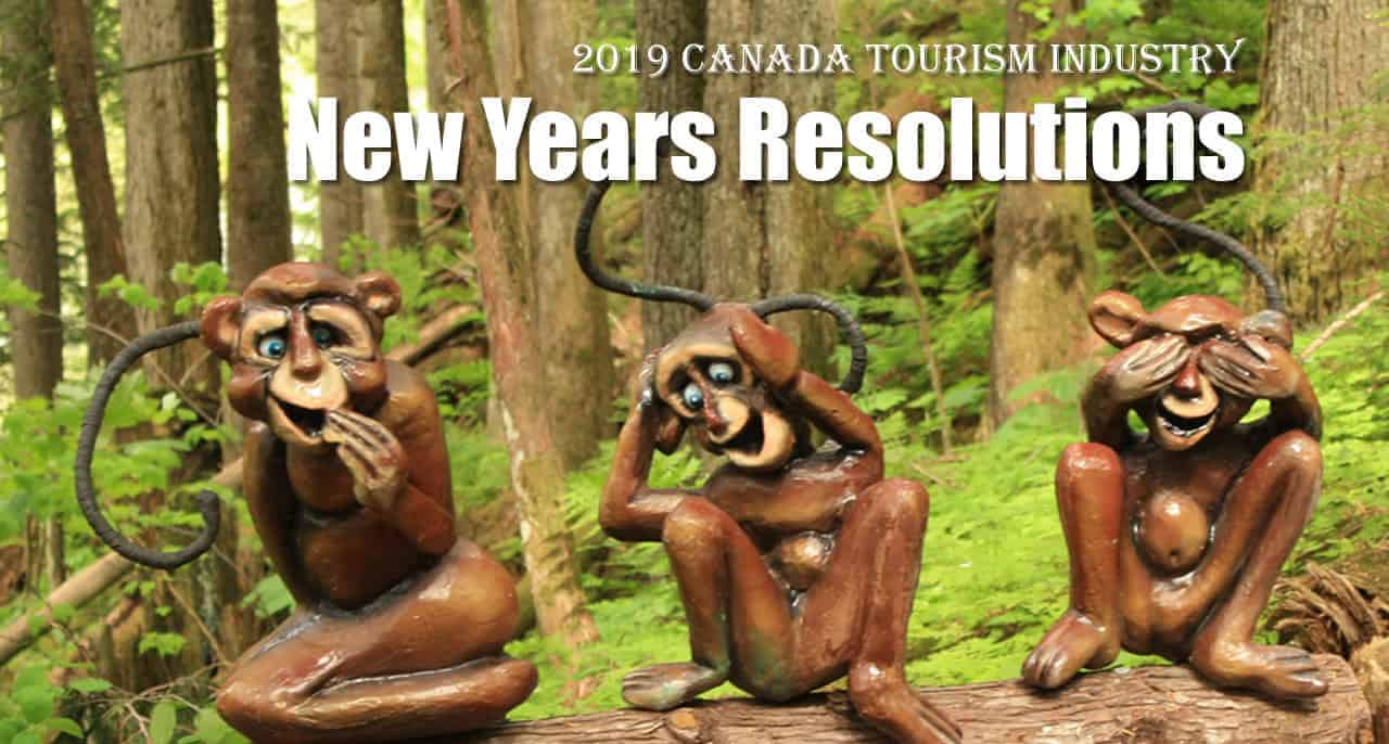 Canada Tourism New Years Resolutions