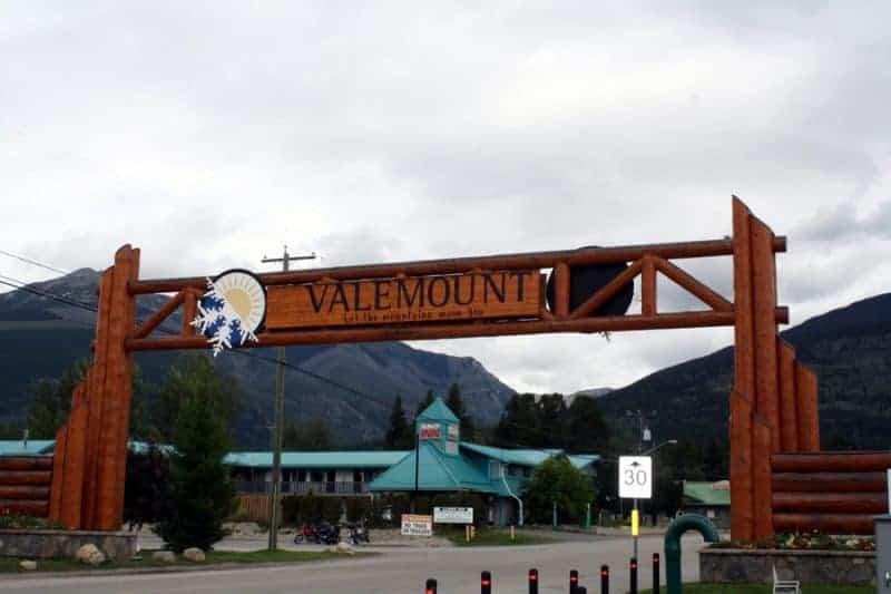 Valmount BC Canada