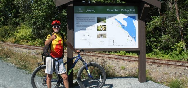 """Broken and Biking The Great Trail (TCT) """"When your on the road exploring Canada, expect the unexpected."""" Biking the Cowichan Valley Trail sounds like a great idea while hunkering down […]"""
