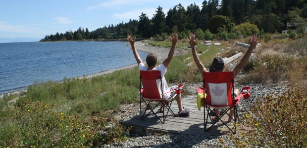 "RVing with Snaw Naw As Campground on Vancouver Island BC Canada ""Sometimes the best privately operated campgrounds are not in your glossy travel booklets. Actually, many times they are not."" […]"