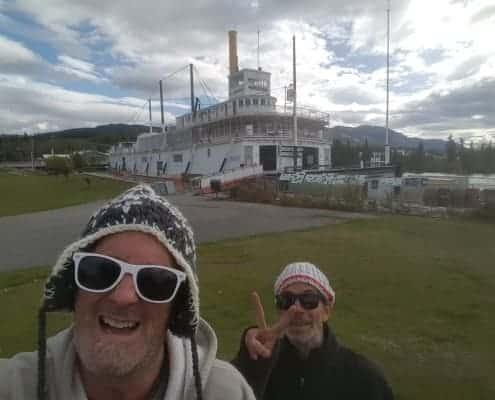 ss Klondike whitehorse yukon road trip