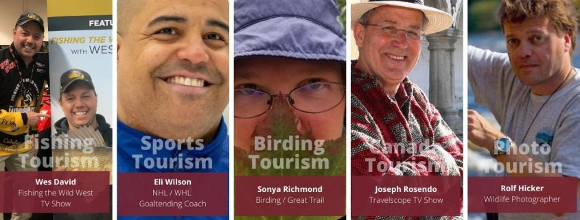 travel talk show in march
