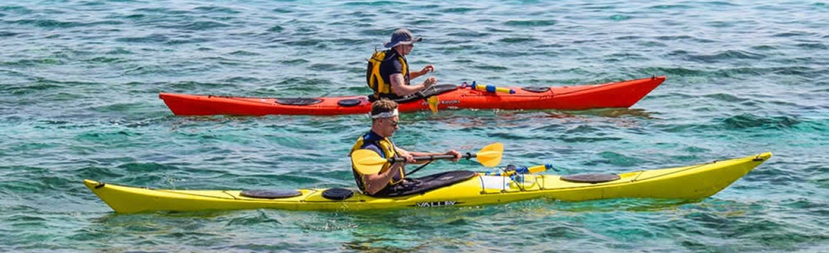 canada kayaking attraction guides
