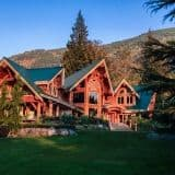 The Rockwell Harrison Guest Lodge