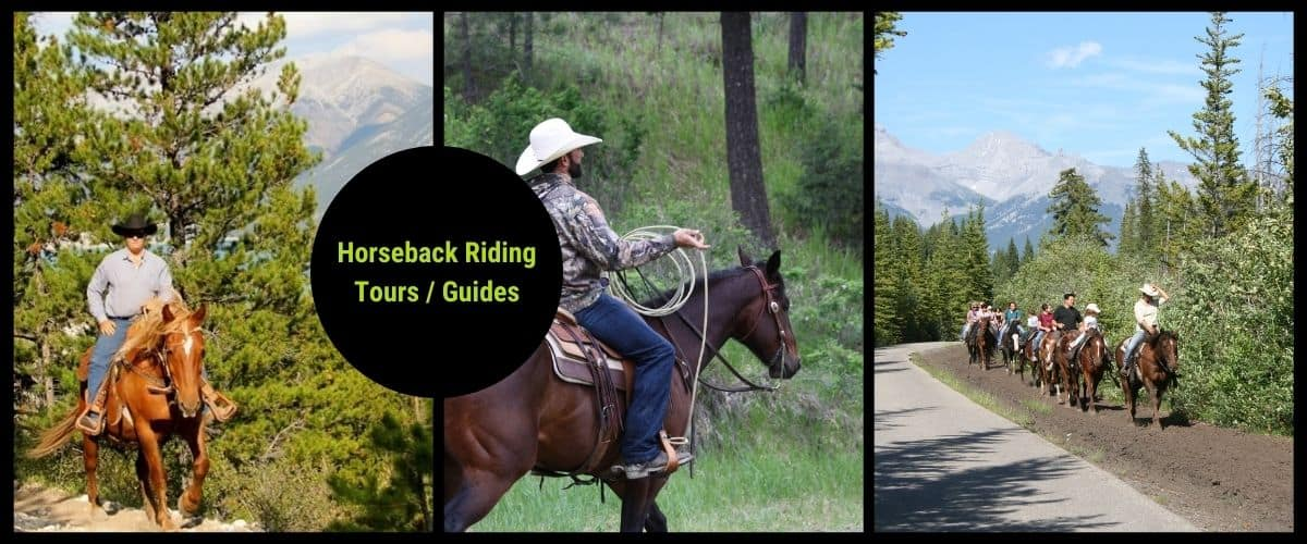 canada horseback riding tours