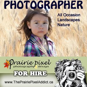 Outstanding Canadian Photographer