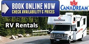 Rent an RV Motorhome in Canada