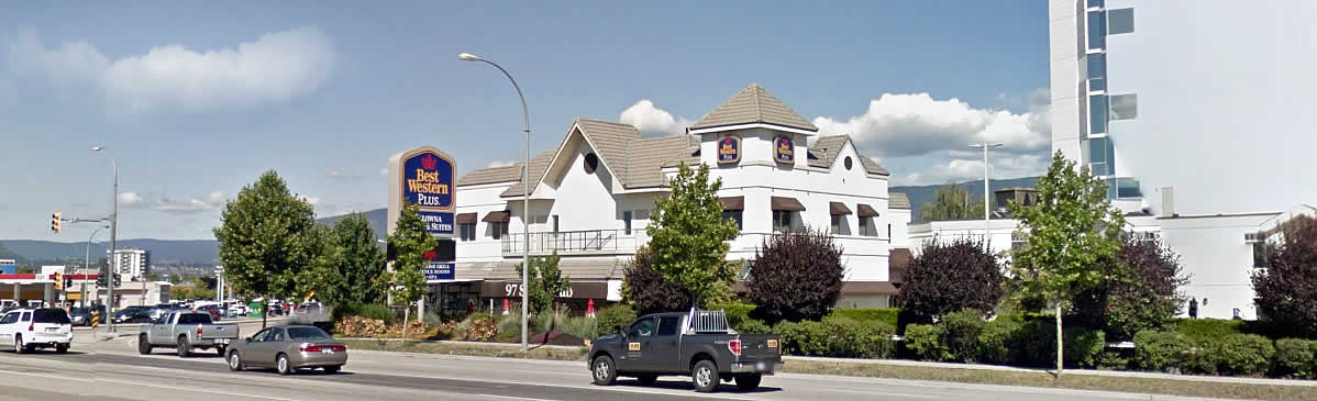okanagan valley hotels motels accommodations