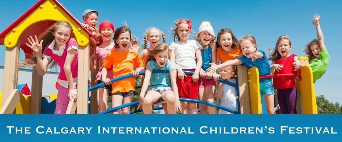 This year the Calgary International Children's Festival celebrates its 30th anniversary.